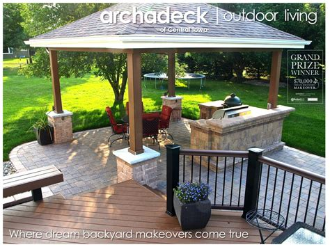 Backyard Porches by An Outdoor Living Space Patios Porches Sunrooms