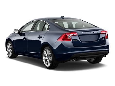 used 2013 volvo s60 sedan image 2013 volvo s60 4 door sedan t5 fwd angular rear exterior view size 1024 x 768 type