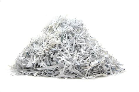 How To Make Shredded Paper - document gallagher records management