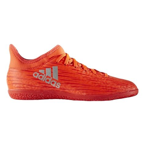 adidas youth x 16 3 indoor shoes