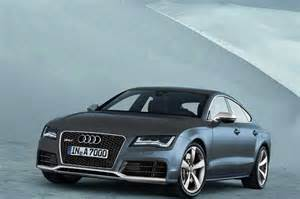 new and audi rs7 will come in 2013