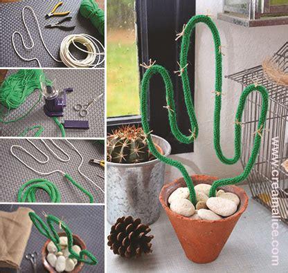 diy cacti crafts   sorts  ways