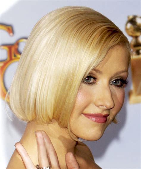 krlly tipa have thick hair aguilera bob christina aguilera short blonde bob
