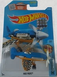 D 72 Wheels Mad Propz Factory Sealed Blue mad propz model aircraft hobbydb