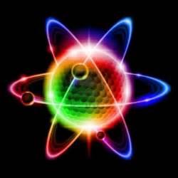 Imagine emergence the atom
