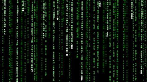 matrix binary poster wallpapers hd desktop