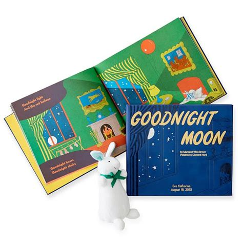 goodnight and books leather bound goodnight moon book and graham