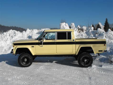 cmro 67 1981 jeep j series specs photos modification