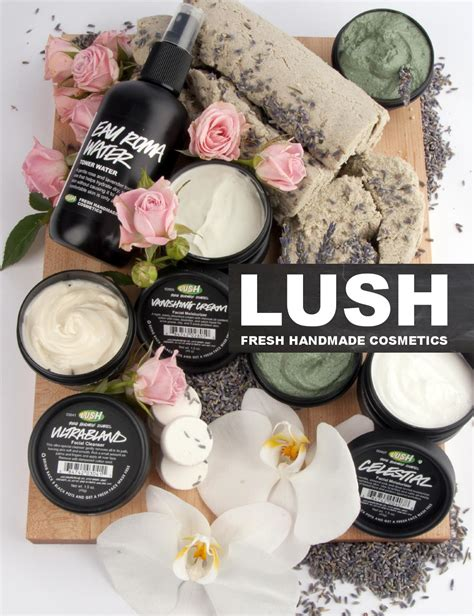 Lush Handmade Cosmetics Recipes - lush creative brief by clarissa koppel issuu