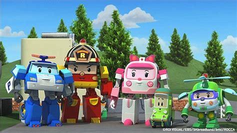 Background Robo Poli Kecil Poli Rescue Station dibujos animados coreanos archives infancia digital