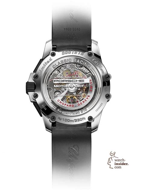 Jam Chpard Caliber Silver Black insider previews the new chopard superfast 919
