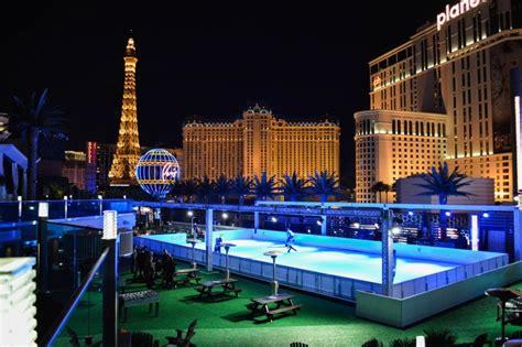Lv Cosmo cosmopolitan of las vegas brings the rink back to the boulevard pool axs