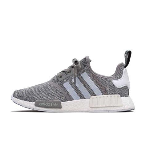 Adidas Nmd R1 Glitch Original Adidas Originals adidas originals nmd r1 glitch grey white add1896gw