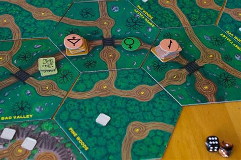 Realms Original Board this tabletop rpg is as as d d but you may never heard of it and sundry