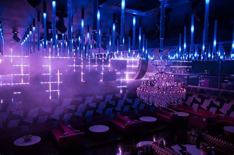 gold room nightclub elation lighting as gold at exclusive atlanta nightclub