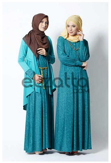 Gamis Ibu Anak Elzatta koleksi model baju muslim elzatta terbaru 2018 eksklusif 100