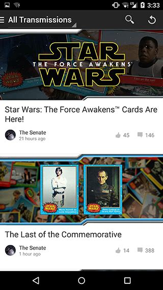 aptoide card wars star wars card trader download apk for android aptoide