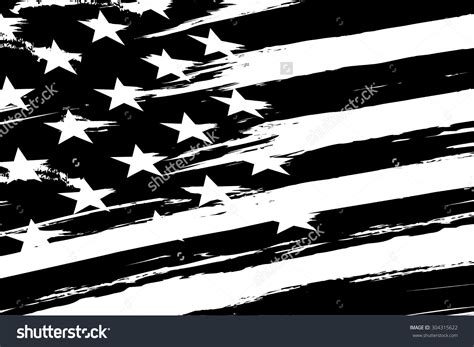 flag white black afro american flag clipart clipground