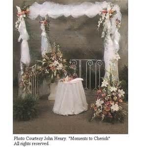 tulle wedding decoration church decorating