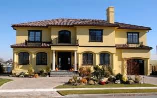 Colonial Home Designs Dise 241 Os De Casas De Un Piso Buscar Con Google Ideas