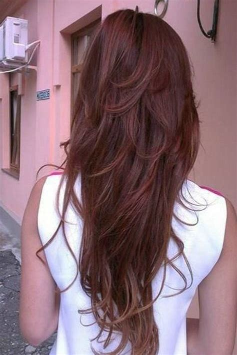 dark brown hair color with red tint brown purple hair color brown with red tint hair color in 2016 amazing photo