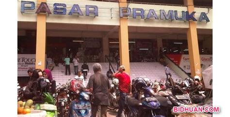 Tensimeter Di Pasar Pramuka investigasi oknum pedagang obat palsu di pasar pramuka