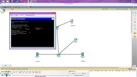 cisco packet tracer email tutorial tutorial crear red servidor ftp y email packet tracer