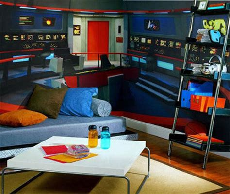 trek bedroom geeky bedrooms that are cool to resist 34 pics izismile