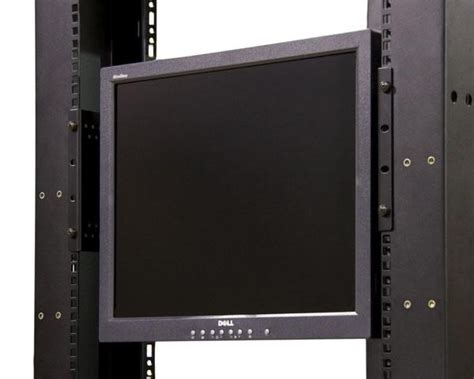 Server Rack Monitor by Startech Universal Vesa Lcd Monitor Mounting Bracket