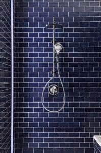 navy blue bathroom tiles color therapy navy blue 21 photos messagenote