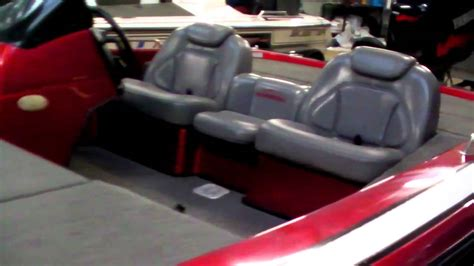 skeeter bass boat seats bass boat imports skeeter zx185 youtube