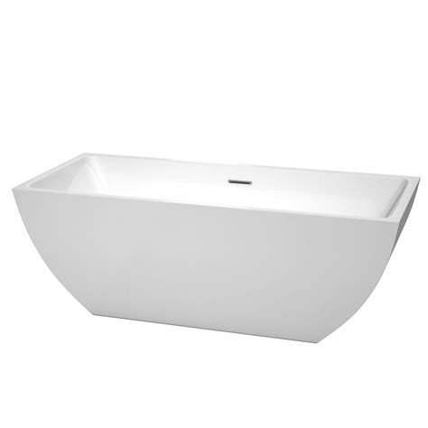 wyndham collection bathtub wyndham collection rachel soaking bathtub
