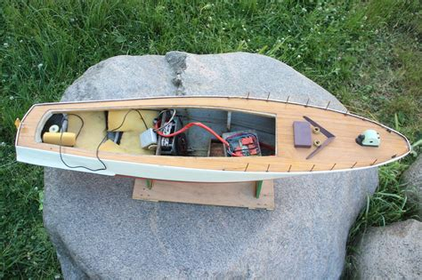 motoryacht warnow altes modellboot motorjacht warnow m motor ddr rc modell
