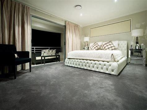 modern bedroom design idea  carpet balcony