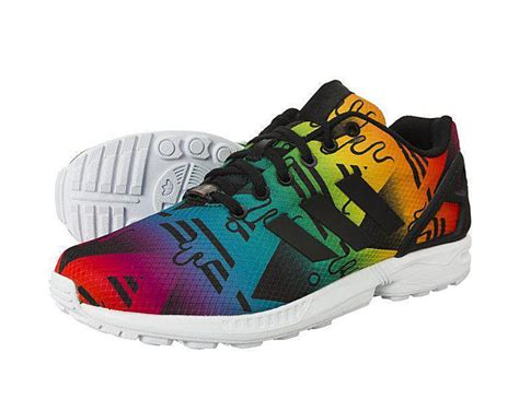 Adidas Color Splash For Man40 44 adidas originals zx flux quot splash colors quot multicolor