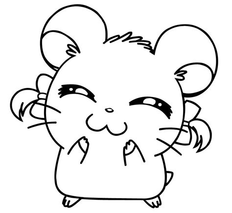 hamtaro coloring pages hamtaro coloring pages az coloring pages
