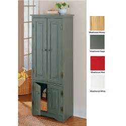 Tall Kitchen Pantry Cabinets by New Extra Tall Pine Kitchen Cabinet Pantry