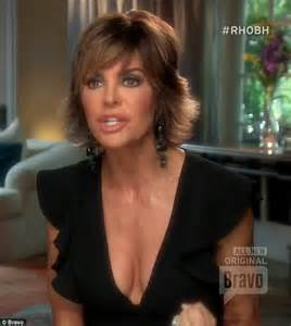 what did kim richards mean about lisa rinna husband lisa rinna calls kyle richards an enabler of kim on rhobh