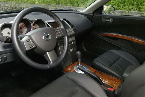 Nissan Maxima 2004 Interior by 2004 Nissan Maxima Interior Picture Pic Image