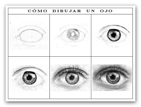 imagenes de ojos llorando para dibujar dibujar ojos humanos paso a paso buscar con google