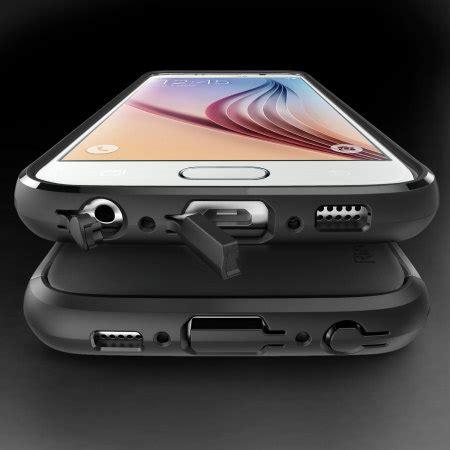 Rearth Ringke Max Samsung Galaxy S6 Flat Dual Layer Original rearth ringke max samsung galaxy s6 heavy duty
