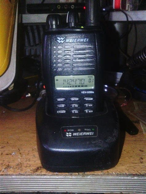 Swr Antena Radio Rig Dan Ht Merk Maldol Hs 260s Murah Meriah Mewah dijual ht weirwei vhf swaradio