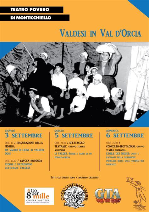 tavola valdese otto per mille incontro con la cultura e la storia valdese a