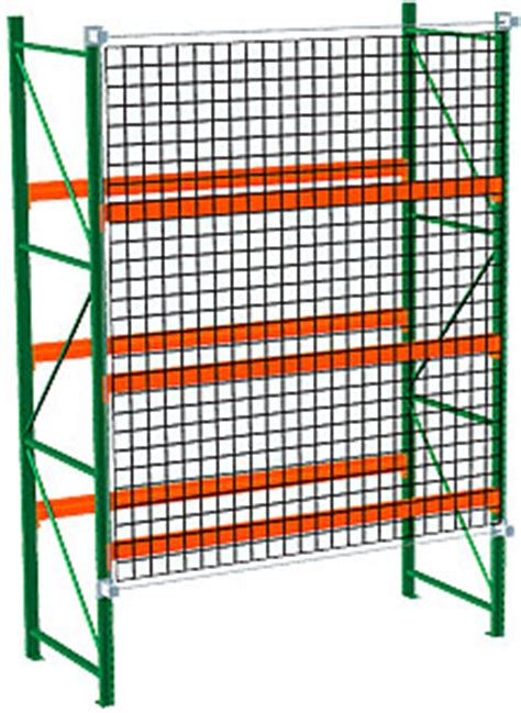 Pallet Rack Netting by Additions To Improve Your Pallet Storage