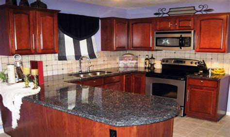 Blue Countertop Kitchen Ideas Blue Countertop Kitchen Ideas Fantatsic Light Brown Kitchen Cabinet Color With Gray