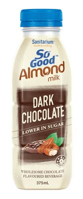 Almond Milk Chocolate 250 Ml sanitarium health food products