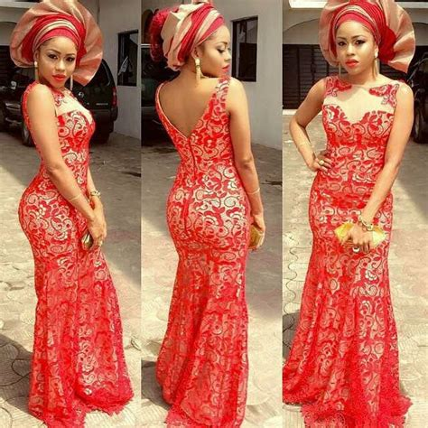 laces asobi nigerian wedding aso ebi 2015 2016 best style 1 nigeria