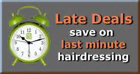 Hairdressers Deals Worcester | last minute hairdressing discounts in worcester