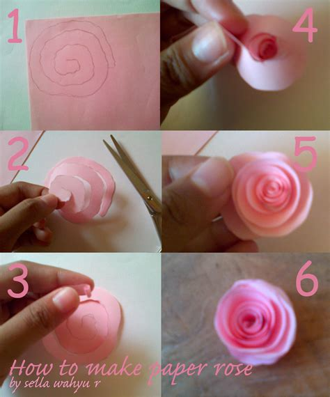How To Make Roses With Quilling Paper - complexity quilling paper paper