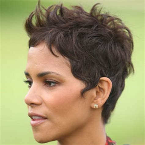 back view of halle berry hair back view of halle berry haircut halle berry haircuts